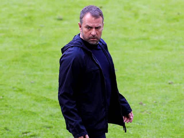 """Flick beteuert Frieden mit Salihamidzic: """"Er macht seinen Job und ich mache meinen"""""""
