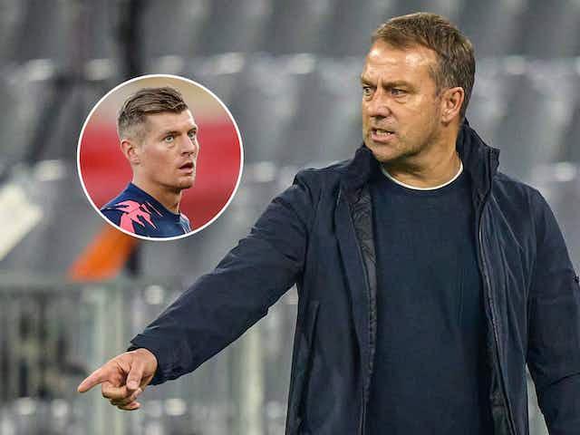 """Kroos verteidigt Flick: """"Hatte Schnauze voll und ist ein feiner Mensch"""""""