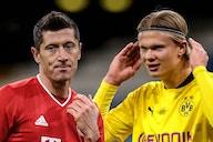 Mehrfachpacks: Haaland liegt knapp vor Lewandowski