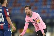 Einnahmekönige des Fußballs: Messi vor Ronaldo und Neymar