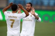 """Hazard über Ramos: """"Hätte gerne weiterhin mit ihm zusammengespielt"""""""