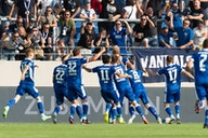 Roundup: Karlsruhe schlägt Darmstadt, Paderborn punktet gegen FCN
