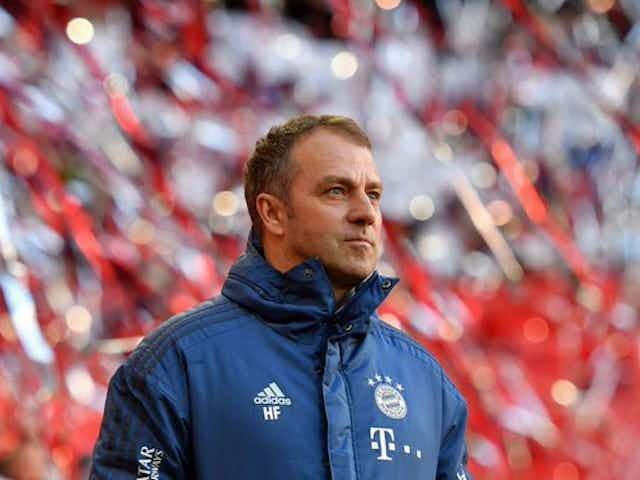 Bayern molesto con Flick
