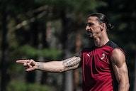 Ibrahimovic se perdería el resto de temporada