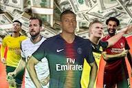 Los 5 jugadores más caros del mundo