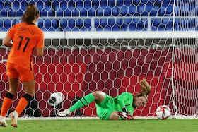 Imagem do artigo: https://image-service.onefootball.com/crop/face?h=810&image=https%3A%2F%2Ffutdasminas.com.br%2Fwp-content%2Fuploads%2F2021%2F07%2FQueda-do-Brasil-e-classificacao-dificil-dos-Estados-Unidos-saiba-como-foram-as-quartas-de-finais-do-futebol-feminino-nos-Jogos-Olimpicos-de-Toquio.jpg&q=25&w=1080