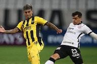 Expectativa para o duelo Peñarol e Corinthians é de empate; saiba o motivo