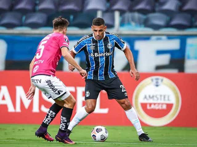 Del Valle elimina o Grêmio e vai para o grupo do Palmeiras na Libertadores
