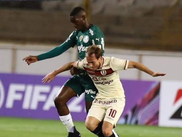 No sufoco, Palmeiras estreia com vitória na Libertadores