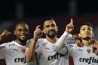 Classificado! Palmeiras vence Del Valle, mantém 100% e avança na Libertadores