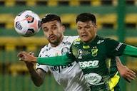 Delegações do Defensa y Justicia e do Palmeiras se estranharam nos vestiários