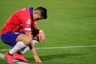 Alexis Sánchez sofre lesão e fica fora da fase de grupos da Copa América