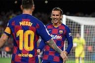 Griezmann esbanja sinceridade sobre relação com Lionel Messi