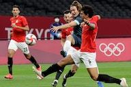 Com gol de Medina, Argentina vence Egito e ganha primeira na Olímpiada