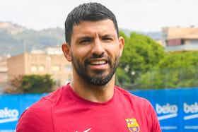 Imagem do artigo: https://image-service.onefootball.com/crop/face?h=810&image=https%3A%2F%2Ffutebolatino.lance.com.br%2Fwp-content%2Fuploads%2F2021%2F07%2Fno-barcelona-aguero-encurta-ferias-para-iniciar-trabalhos-fisicos-Futebol-Latino-30-07.jpeg&q=25&w=1080