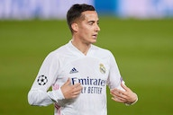 Lucas Vázquez snubs move from Real Madrid to Atlético Madrid