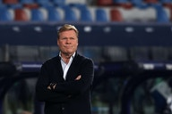 "Ronald Koeman: ""The result is a gigantic step backward."""