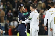 Sergio Ramos applauds Neymar's new deal with PSG