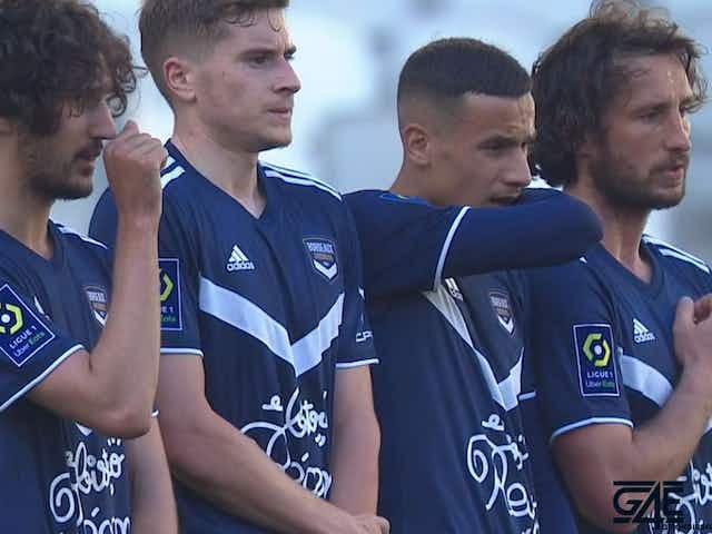 """Jérémy (Débriefeur) : """"Bordeaux, malgré le score, a quand même fait un match dans l'esprit qui était digne d'une équipe de Ligue 1, ce qui n'avait pas été le cas depuis très longtemps"""""""