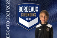 Un très jeune joueur de Saint-Médard-en-Jalles s'engage aux Girondins de Bordeaux