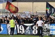 Les Ultramarines appellent à venir au stade dimanche, et organisent le déplacement à Marseille