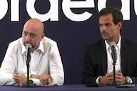 """David Aiello : """"La méthodologie de Gérard Lopez, c'est le trading. Ce qui m'embête un petit peu, c'est qu'on ne travaille pas sur les structures, sur les fondations du club…"""""""