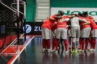 Benfica emite nota sobre o Futsal