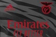 3º equipamento do Benfica 21/22