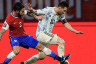 Messi scored but Argentina couldn't get past Chile – where have we heard that before?