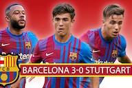 5 Things We Learned from FC Barcelona's 3-0 Preseason Win Over Stuttgart