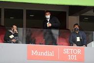 Com cara de assustado, Aguirre entendeu que terá muito trabalho após Inter x Ceará