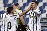 Cristiano y Dybala llegaron a 100 goles con la Juventus