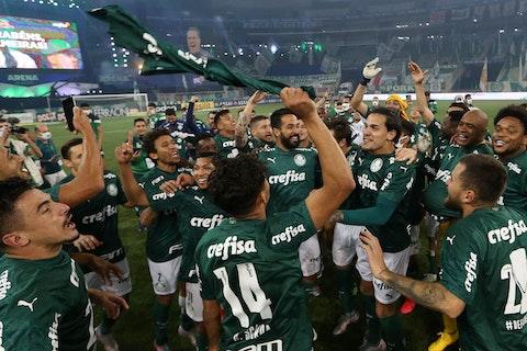 Palmeiras 106 Anos Jogadores E Idolos Desejam Parabens Ao Verdao Onefootball