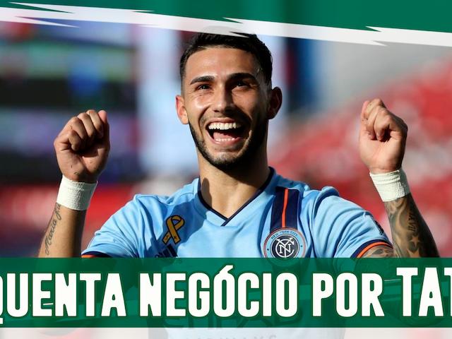 Boletim: Palmeiras divulga lista da Libertadores sem reforços; negócio por Taty segue