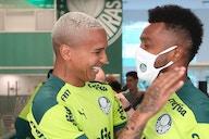 Borja retorna, celebra oportunidade no Palmeiras e se diz mais maduro do que na primeira passagem