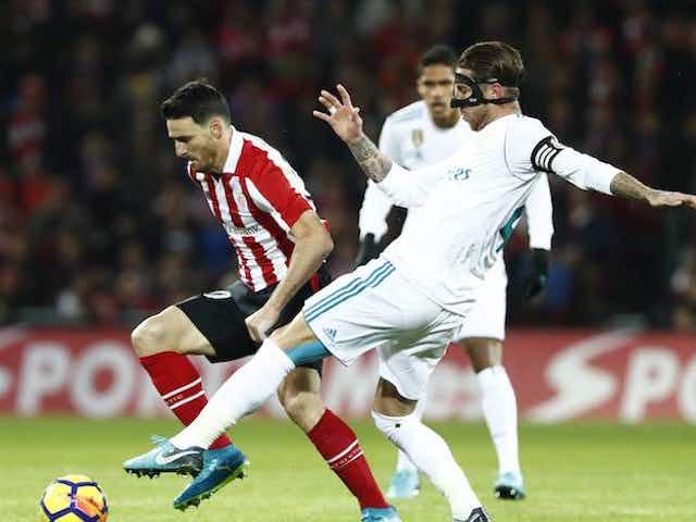 """Aduriz : """"C'était un vrai cauchemar de jouer contre Ramos"""""""
