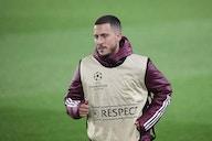 """Hazard : """"Je ne partirai pas du Real Madrid sur un échec"""""""