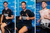 Hazard, Courtois et Valverde commencent la pré-saison
