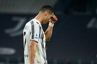 El vestuario de la Juventus se enfada con Cristiano