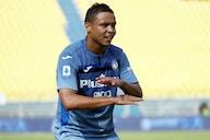 A Atalanta atropelou o já rebaixado Parma e aproveitou para retomar a vice-liderança da Serie A