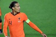 Se recuperando de lesão, Van Dijk anuncia que está fora da Eurocopa