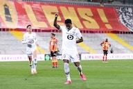 Jonathan David : joueur qui rapporte le plus de points à son club en Ligue 1