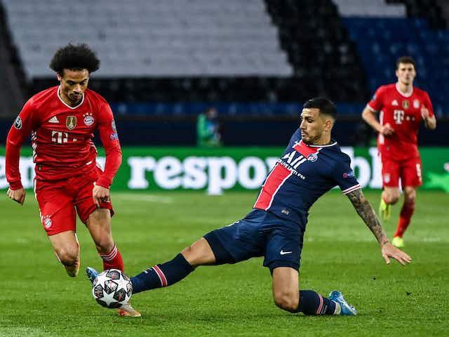 PSG/Bayern – Paredes «Nous sommes heureux, parce que nous avons fait un grand match»