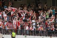 Primeros partidos del Rayo en LaLiga: Sevilla apunta a un 75% de aforo y Anoeta un 30%