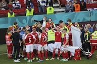 Dinamarca vs Finlandia, suspendido tras desplome de Eriksen
