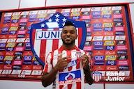 Palmeiras negocia venda de Borja ao Junior Barranquilla