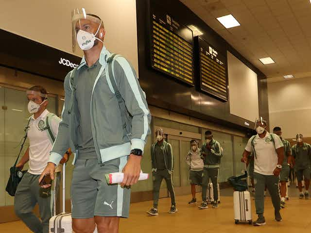 Palmeiras consegue autorização para treinar no Peru antes da estreia da Libertadores