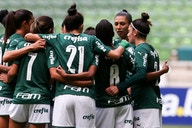 Invencibilidade continua! Palmeiras goleia Real Brasília e segue na liderança do Brasileirão