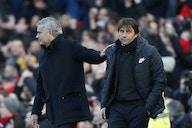 Conte recibe a Mourinho en la Serie A: «Es una gran noticia»
