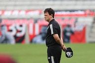 """No Santos, Diniz relembra São Paulo: """"Se eu não tivesse saído talvez conquistássemos o título"""""""